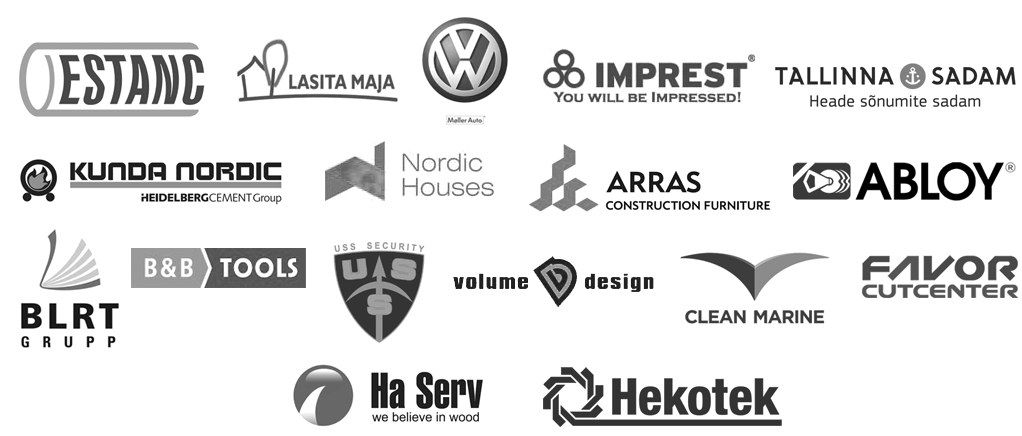 Klientide logod